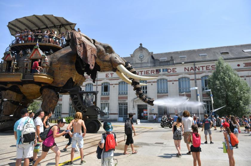 Nantes Travel Guide