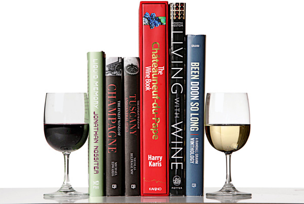 Best Books About French Wine