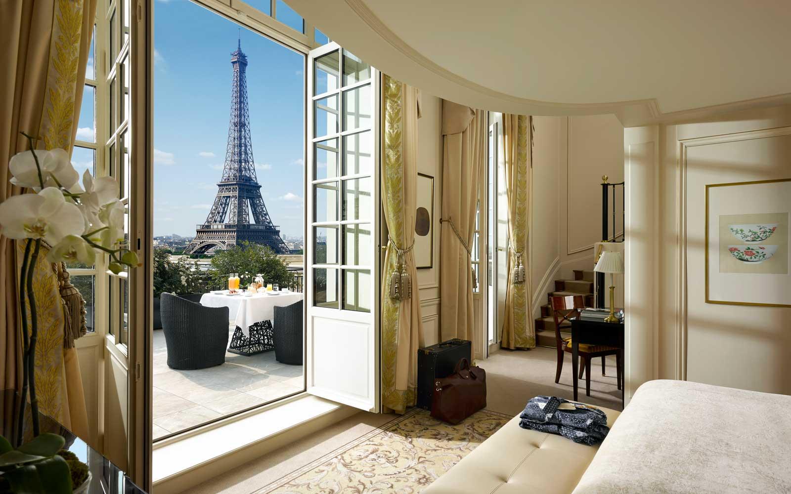 Best Spa Hotels in Paris
