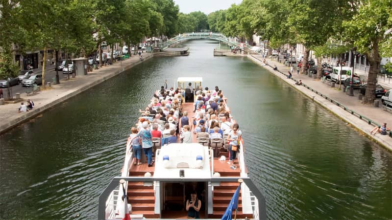 Why You Should Take a Canal Cruise in Paris