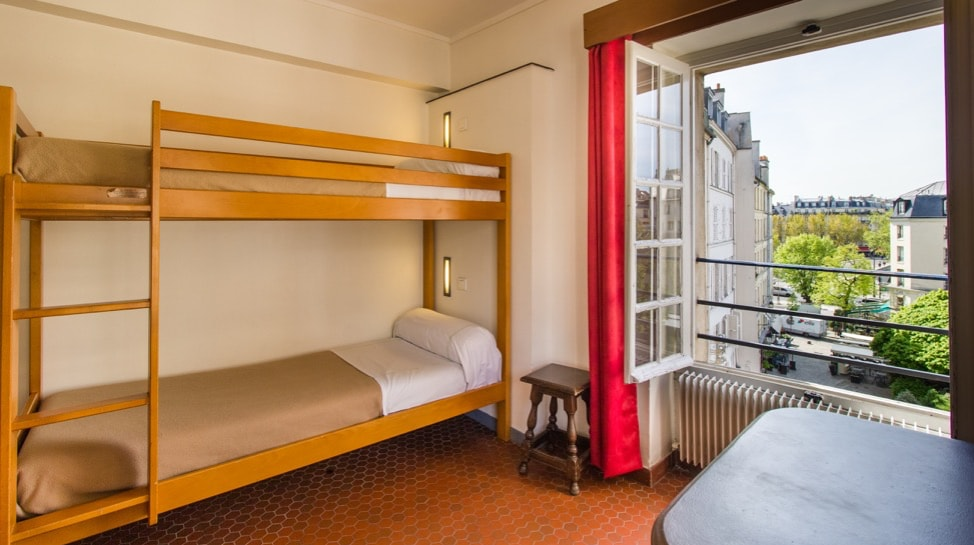 Best Budget Hostels in Paris