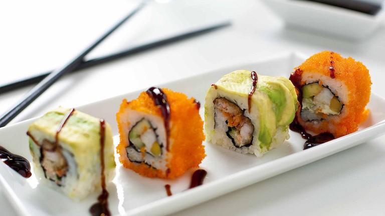 Best Sushi Places in Paris