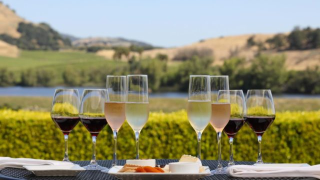 French Wine Honeymoon Destinations