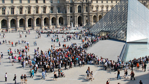 Should You Book a Fast-Track Ticket to the Louvre?