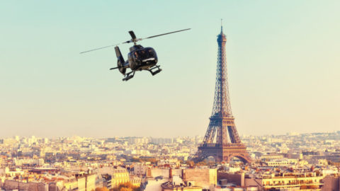 Why you Should Take a Helicopter Ride in Paris