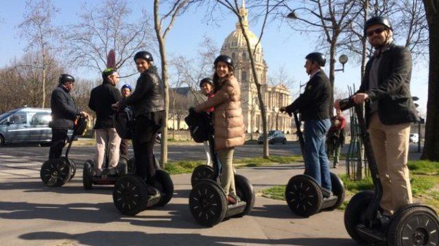 Why you Should Take a Segway Tour of Paris