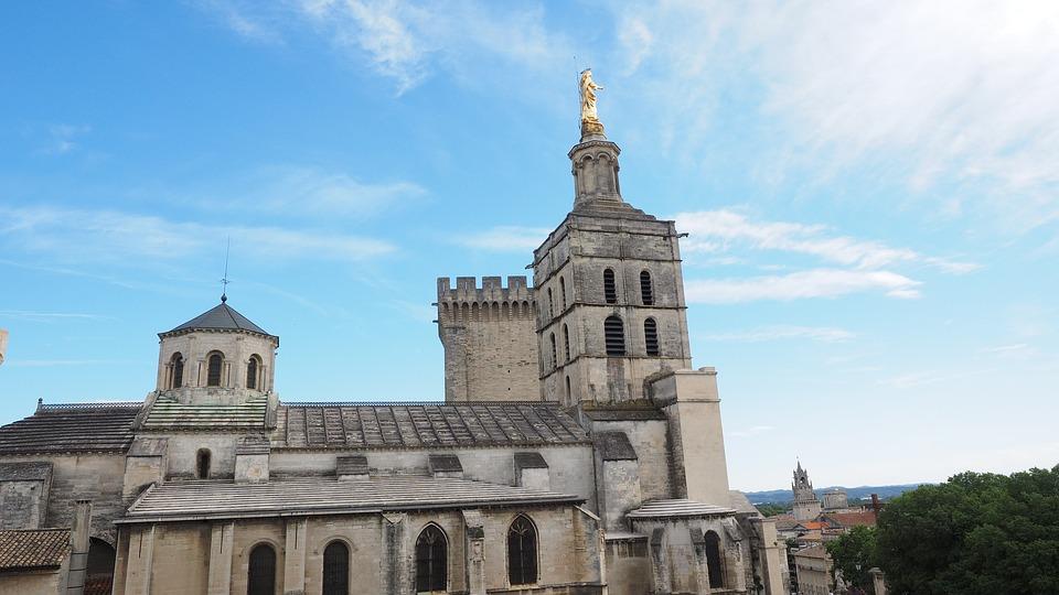 Avignon Cathedral Visit