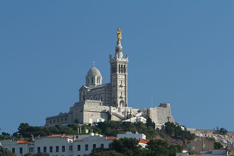 Basilique Notre-Dame de la Garde Marseille Travel Guide