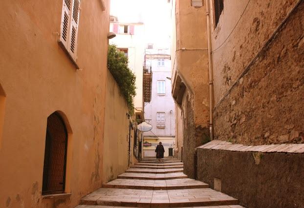 Bastia, Corsica Town