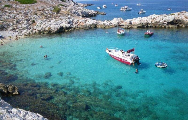 Beaches In Marseille, France