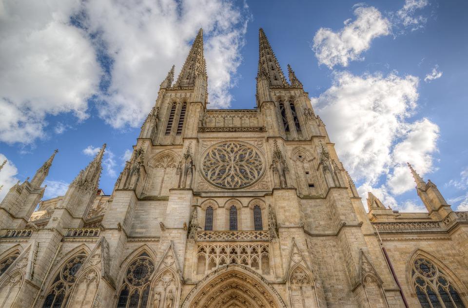 Bordeaux Cathedral Visit