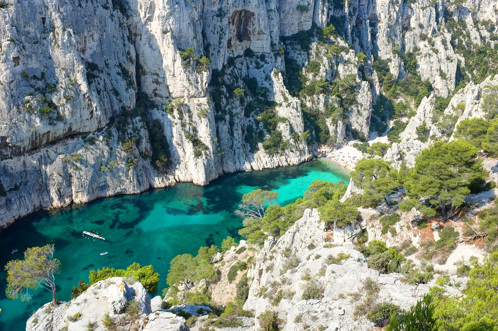 Calanques National Park Guide