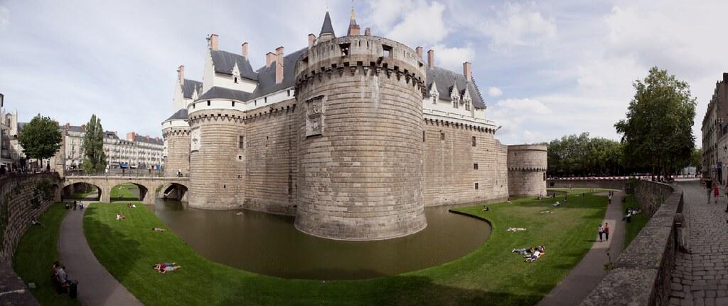 Château des Ducs de Bretagne Nantes Guide