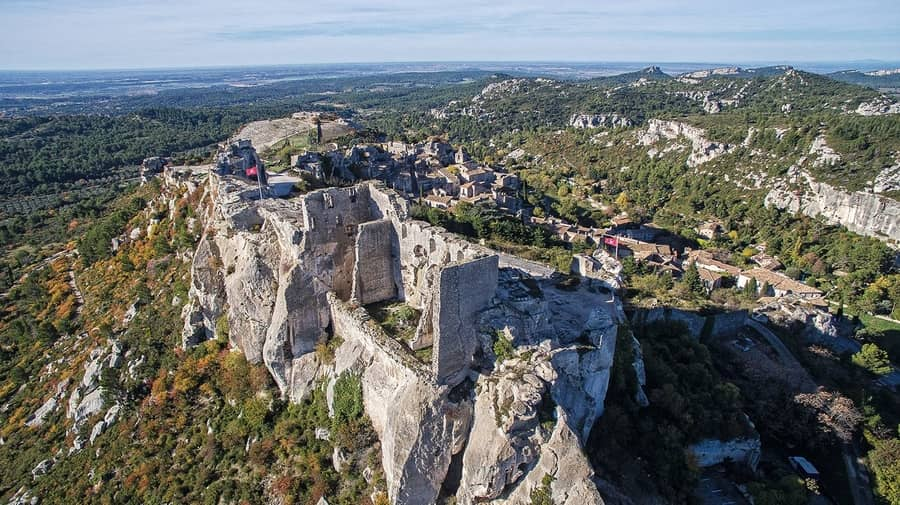 Day Trip from Avignon to Les Alpilles