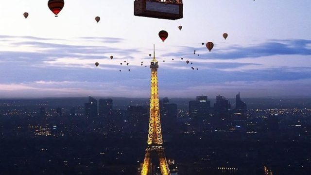 Hot Air Balloon Rides in Paris: Why You Should Take One