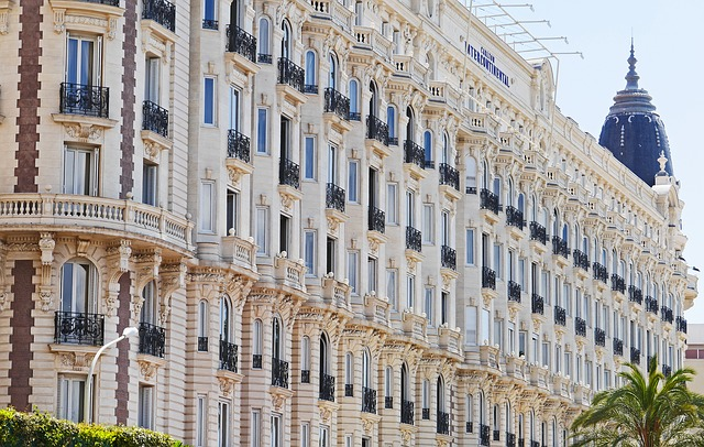 Intercontinental Carlton Hotel in Cannes Booking