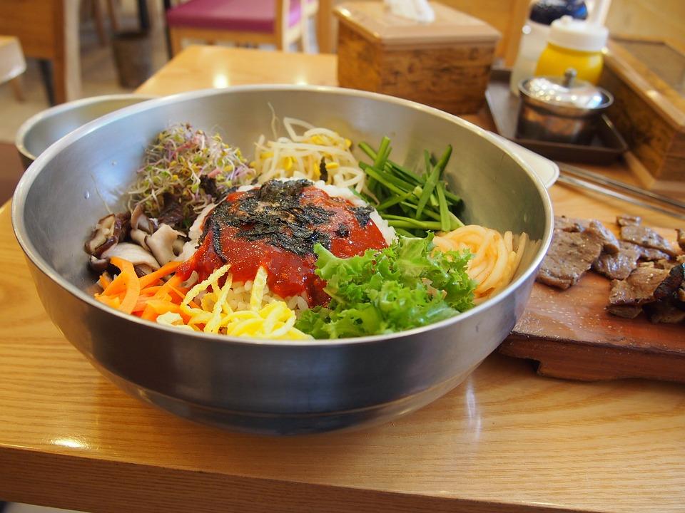 Korean Food In Paris