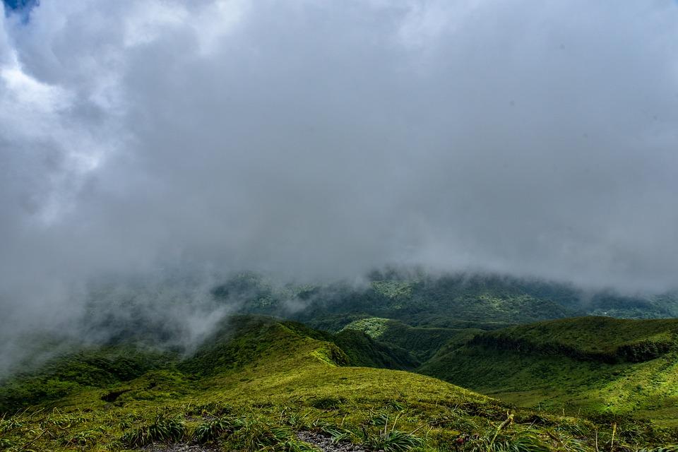 La Soufriere Volcano guadeloupe