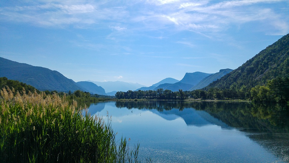 Lake In France For Fishing