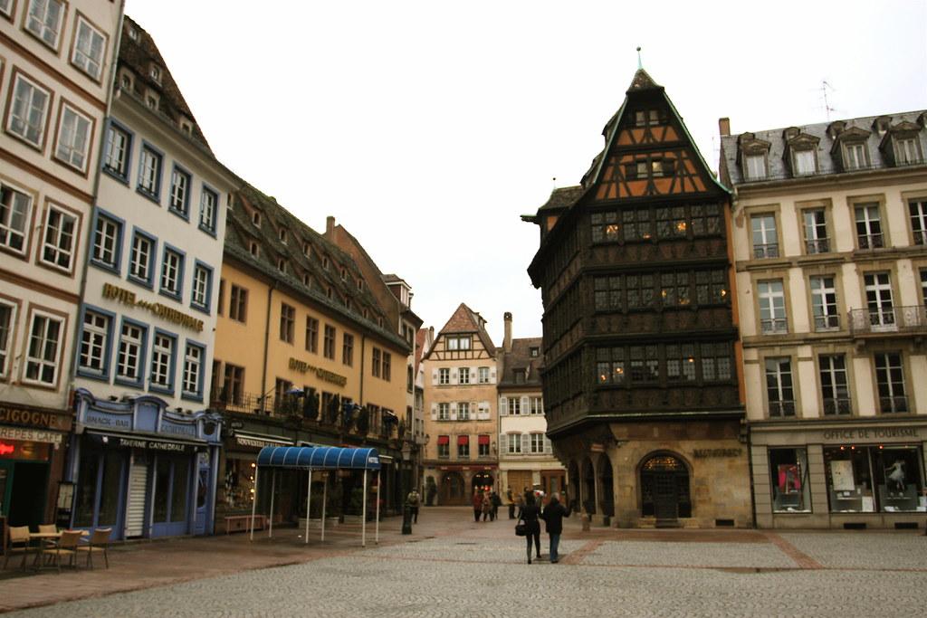 Maison Kammerzell - Strasbourg Travel Guide