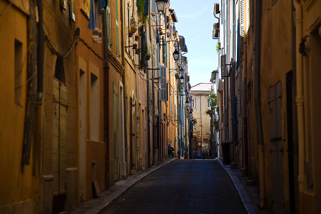 Marseille Le Panier-Old Town Travel Guide