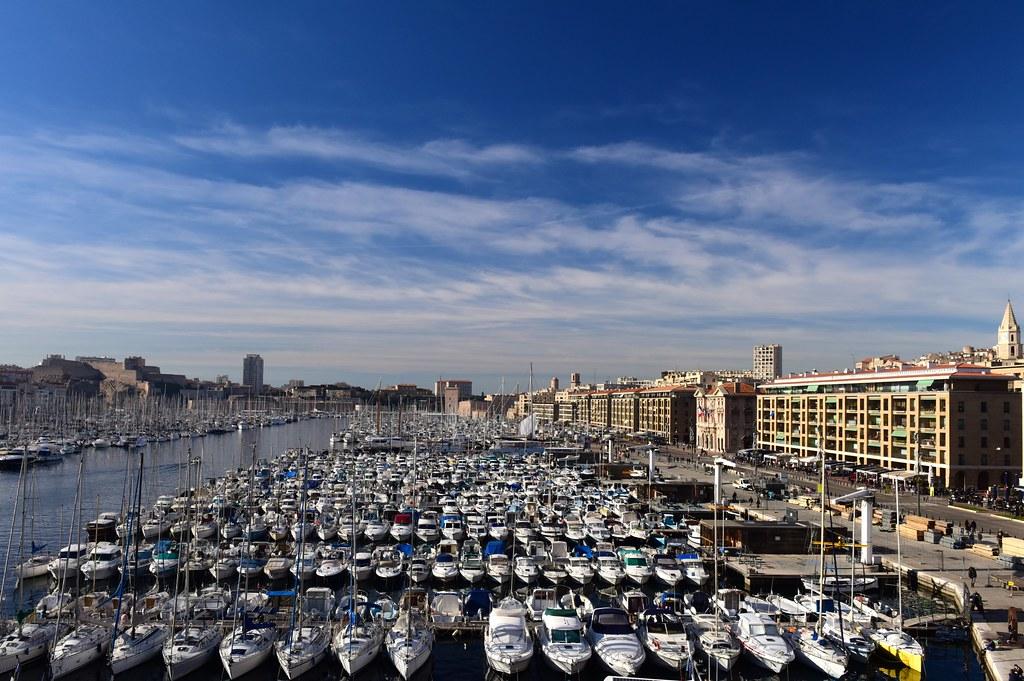 Marseille Travel Blog