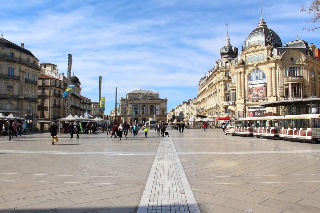 Montpellier France Travel Blog