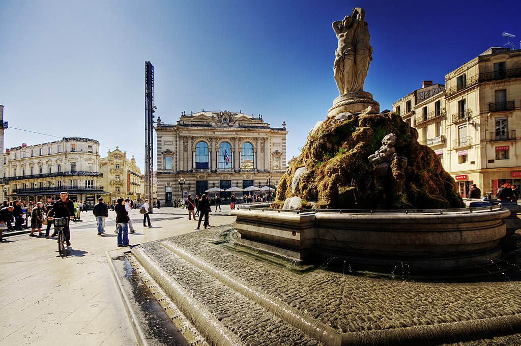 Montpellier Travel Blog