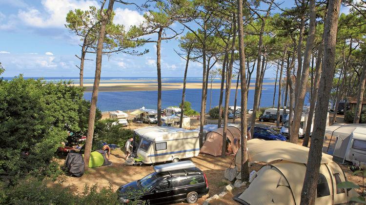 Panorama du Pyla Camping