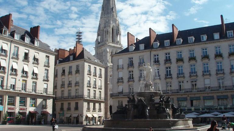 Place du Bouffay Nantes
