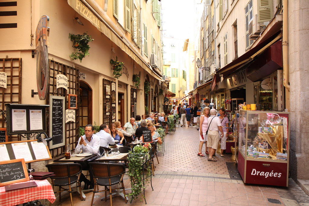 old town of nice travel blog