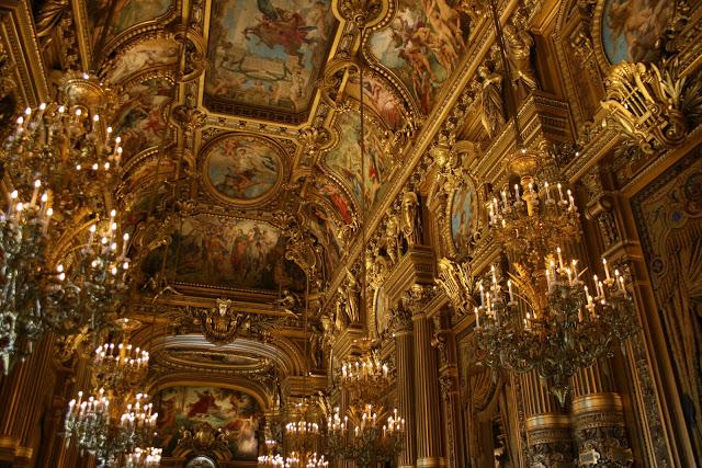 Palais Garnier Rondleiding