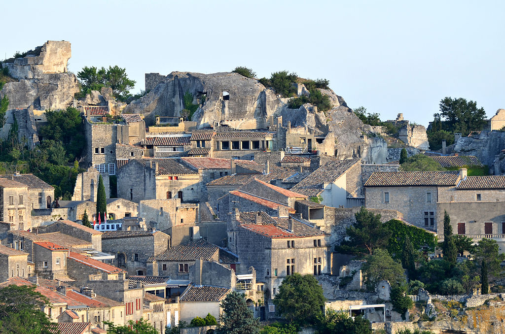things to see in Les Baux provence