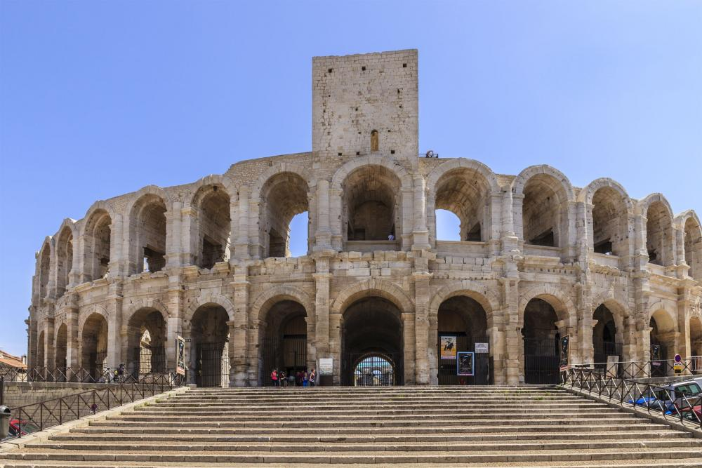 Arles From Marseille Day Trip