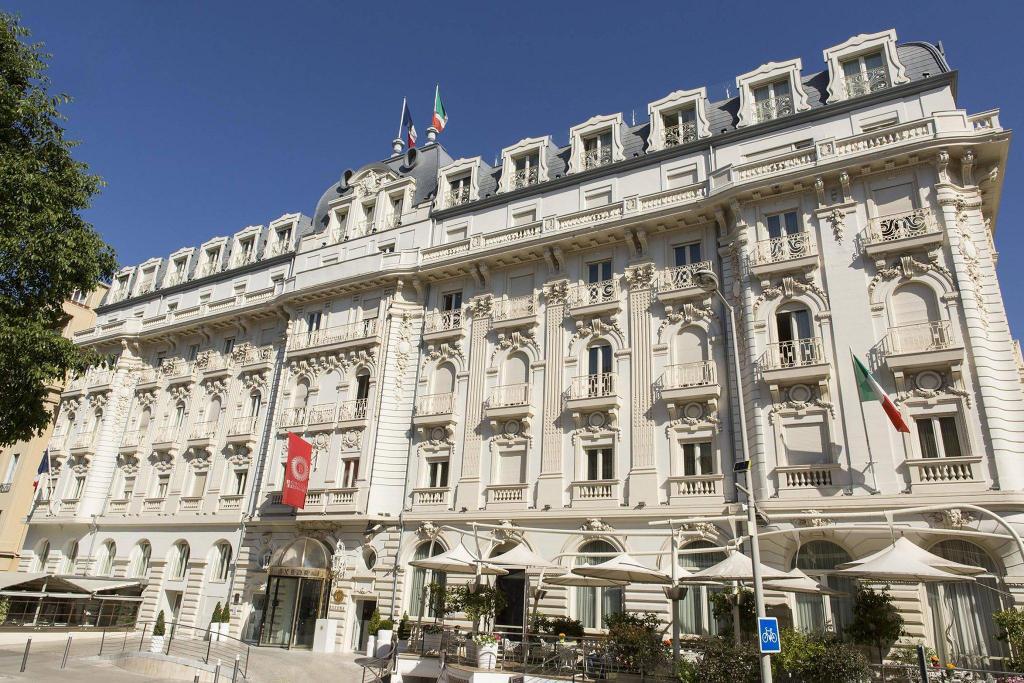 Boscolo Park Hotel on Promenade des Anglais