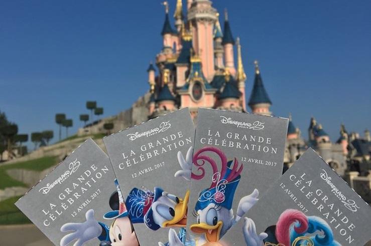 Jaarkaart Disneyland de moeite waard