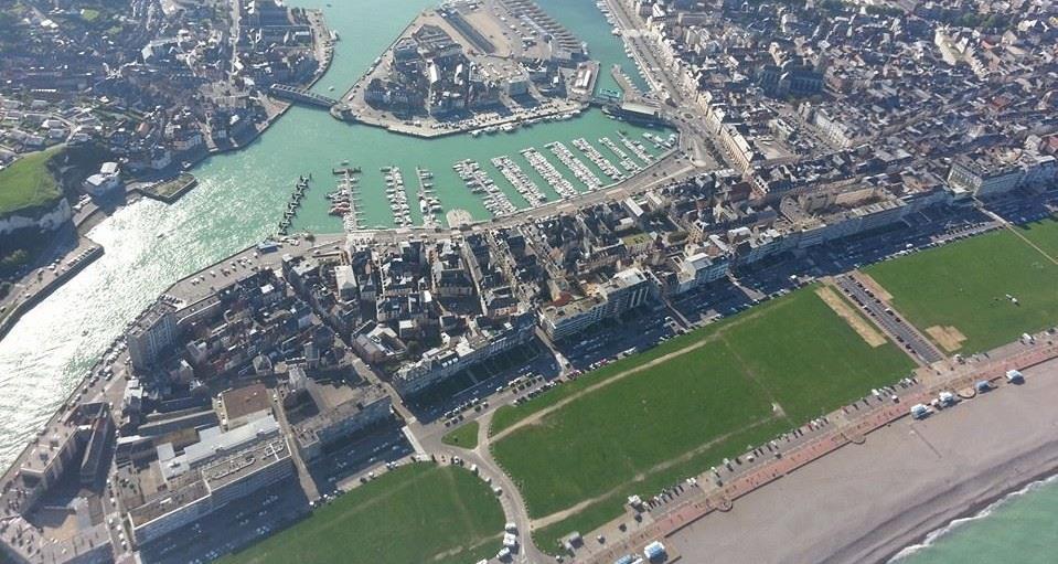 Herring Festival in Dieppe