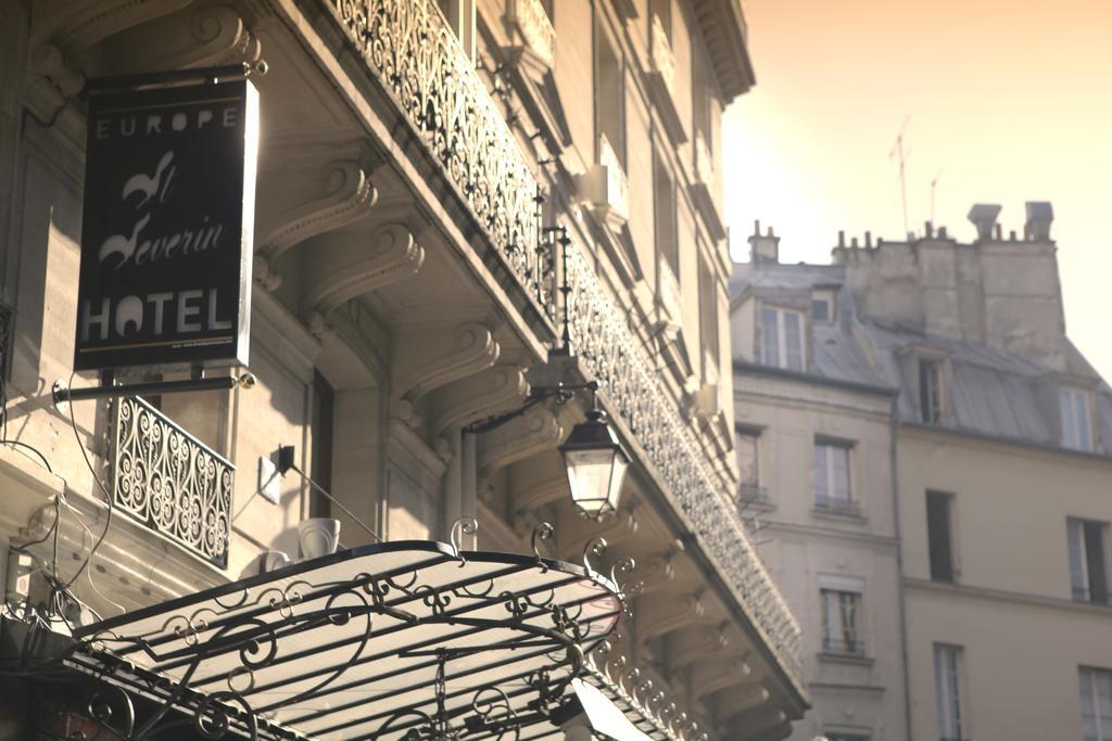 Hotel Europe Saint-Severin Parijs Goedkoop hotel nabij het Louvre
