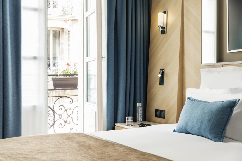 Hotel Louvre Saint Honore in de buurt van het Museaum in Parijs