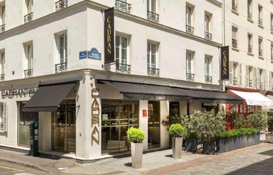 Hotel du Cadran in Paris