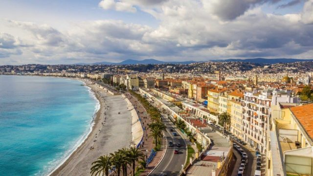 Best Hotels Near Promenade des Anglais in Nice