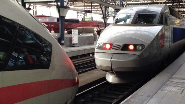 How To Get From Paris To Marseille