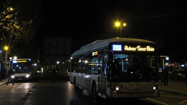 How to Use Paris Night Buses