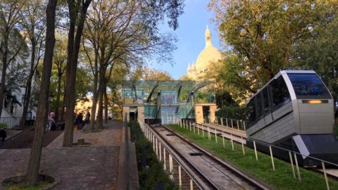 How to Use the Montmartre Funicular in Paris