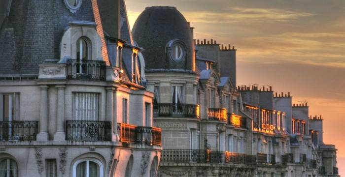 Le Marais Neighborhood (3rd & 4th arrondissements)