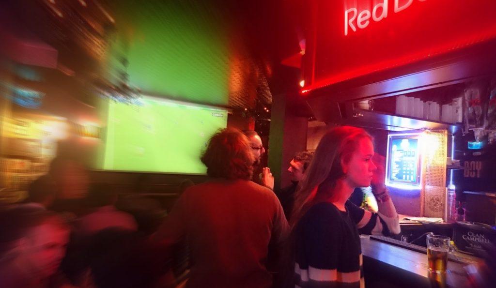 Le Truskel night club paris