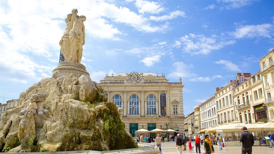 Montpellier, Best Day Trip From Marseille