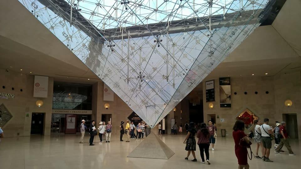 Musée du Louvre Dingen om nooit te doen in Parijs