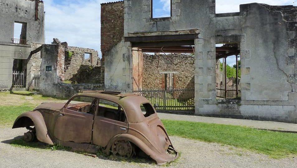 Oradour-sur-Glane Visit: The French Village Frozen In Time