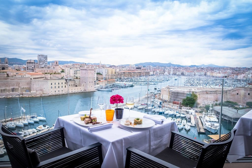 Hotels Near Vieux Port in Marseille